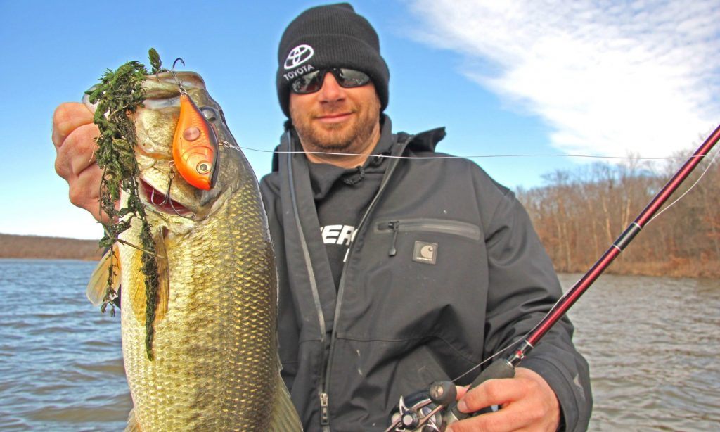 Lipless rattling lures often overlooked in winter